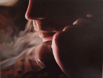 Judith Eisler, 'Smoker (Ewan) 2', 2015