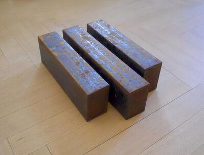 Richard Nonas, 'Steel Floorpiece', ca. 1979