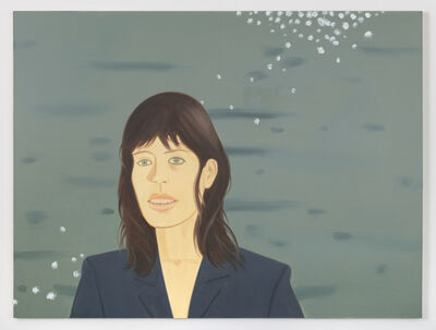 Alex Katz, 'Cecily', 1999