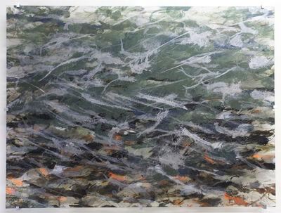 Ben Miller, 'Yellowstone River (1/2/2020)', 2020