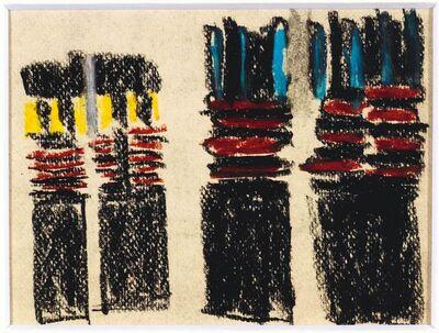 Aurelie Nemours, 'Re Past 22C', 1955