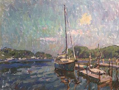 Ben Fenske, 'Shelter Island Creek', 12000