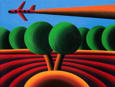 Oleg Khvostov, 'Landscape', 2018