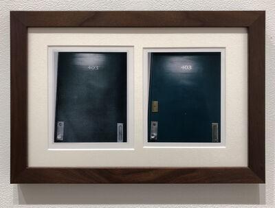 SERKAN ÖZKAYA, '#403 (exterior)', 2017