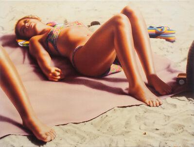Hilo Chen, 'Beach 136', 1997
