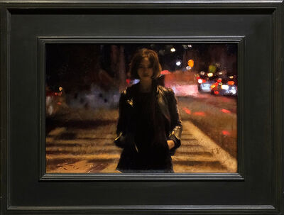 "Casey Baugh, '""After Midnight"" ', 2015"