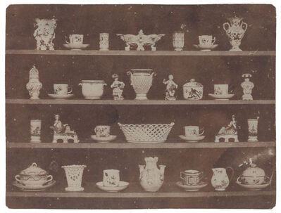 William Henry Fox Talbot, 'Articles of China', 1844
