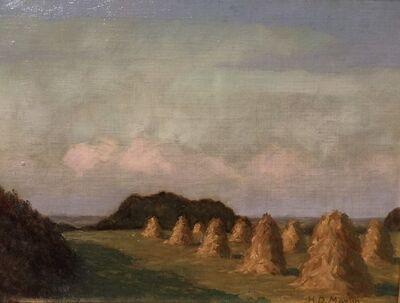 Homer Dodge Martin, 'Autumn Upper New York', ca. 1900