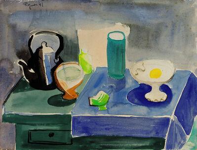 Edouard Pignon, 'La Table', 1941