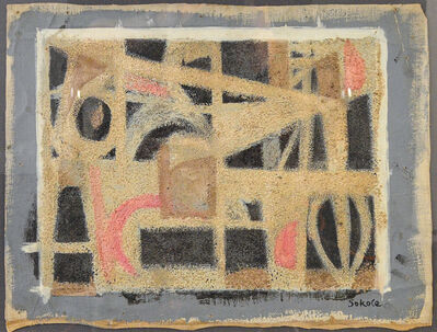 Miron Sokole, 'Untited', ca. 1945