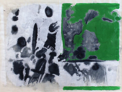 Ted Godwin, 'Sherwood Green', 1963