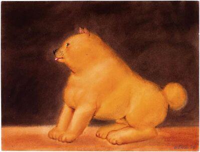 Fernando Botero, 'Cane', 1979