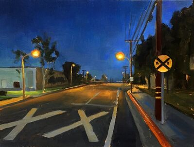Taylor Montague, 'RR Xing', 2019