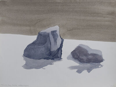 Toni Onley, 'Araniko Bay, Milos', 1973