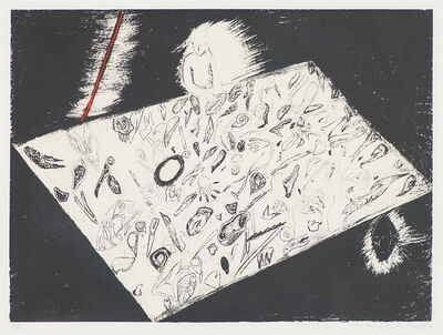 Mimmo Paladino, 'Untitled', 1982