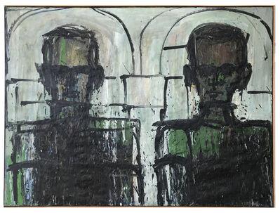 Lester Johnson, 'Arches', 1964