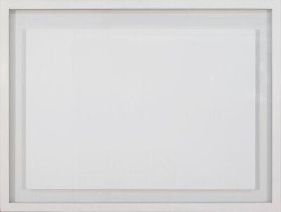 Emilio PRINI, 'Untitled', 2008