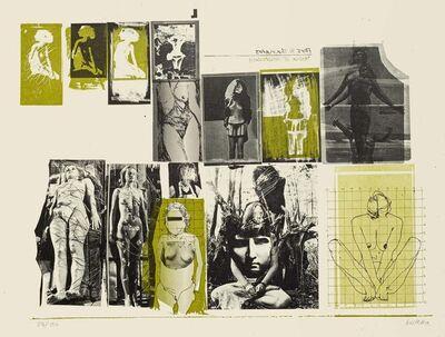 Sergio Barletta, 'Nude ', 1970's