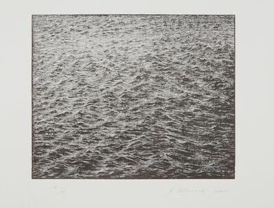 Vija Celmins, 'Ocean Surface 2000', 2000