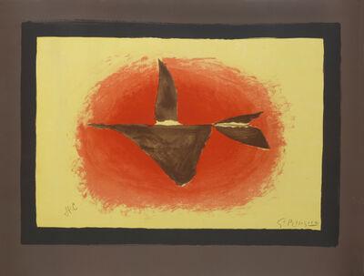 Georges Braque, 'Au Couchant. Sunset. Oiseau No XVI', ca. 1958