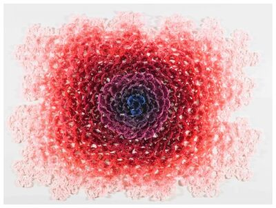 Hsu Wei-Hui, 'Smiling Face as a Flower – Resplendent-7', 2015