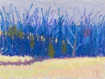 John McCarthy, 'Sapphire Copse, Winter Afternoon', 1998-2000