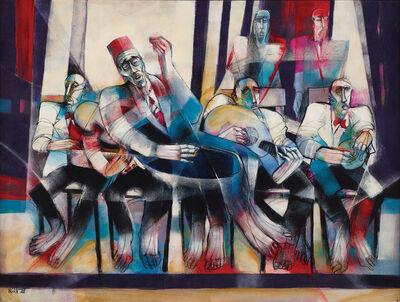 Saad Yagan, 'Sabri Mudallal', 2002