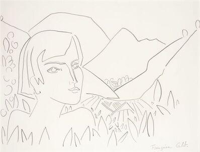 Françoise Gilot, 'A Walk in the Hills', 2012