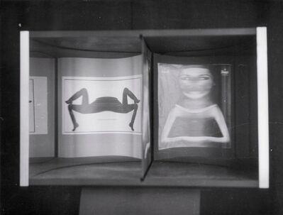 Julio Le Parc, 'Image virtuelle par deplacement de l' spectateur', 1964