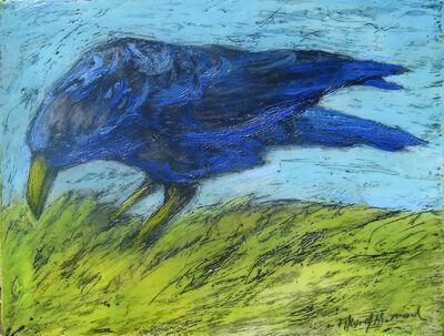 Marcie Wolf-Hubbard, 'Grazing Crow', 2013
