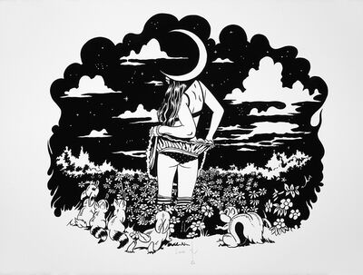 Victor Castillo, 'Luna', 2014