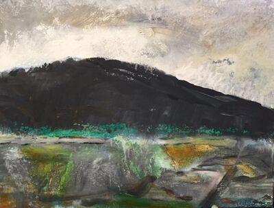 Peter Rossiter, 'Black Mountain', 2017