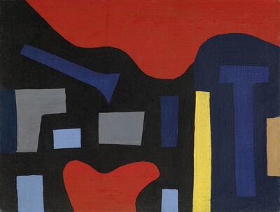 Caziel, 'Composition #25', ca. 1951