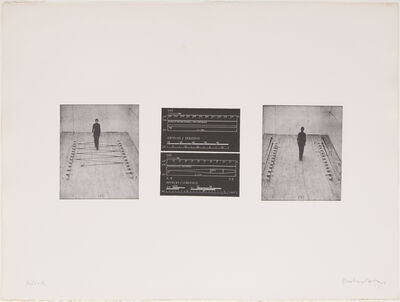 Bernhard Leitner, 'Tonweg / Sound Path', 1972