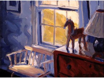 Philip Koch, 'Hopper's Bedroom and Bench'