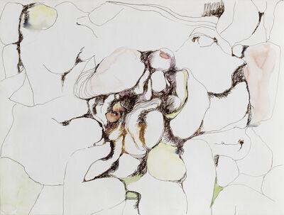 Alina Szapocznikow, 'Paysage humain III ', 1971
