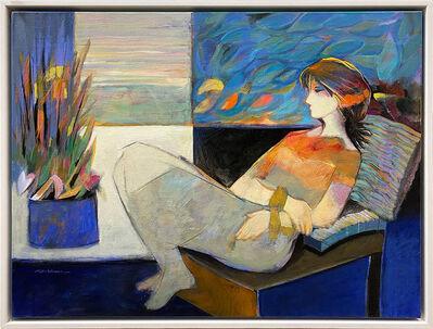 Hessam Abrishami, 'Joy of Blue ', 2021