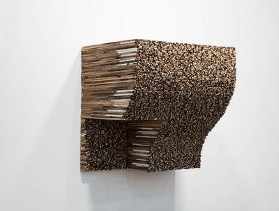 Leonardo Drew, 'Number 133L ', 2015