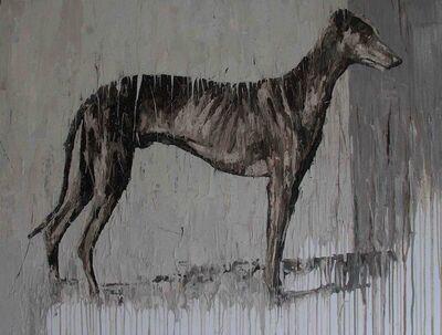 Carl Melegari, 'Greyhound Ezra'