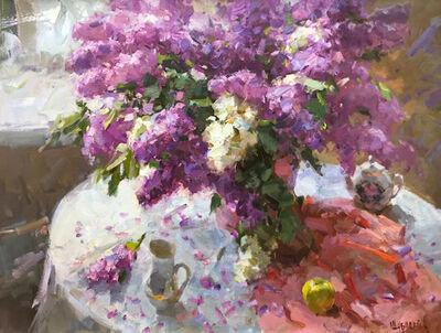 Alexander Shabadei, 'Spring Still Life', 2018