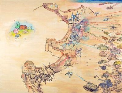 Hiro Sakaguchi, 'Great Wall', 2011