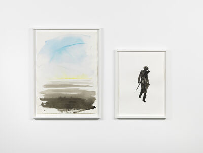 Charles Avery, 'Untitled (Hunter Diptych)', 2014