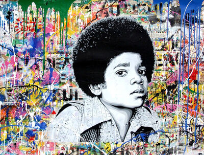 Mr. Brainwash, 'Rock With Me', 2018