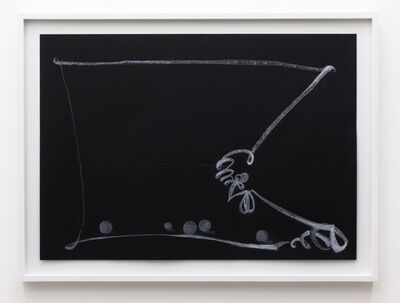 Judith Hopf, 'Untitled (chicken drawing 4)', 2011