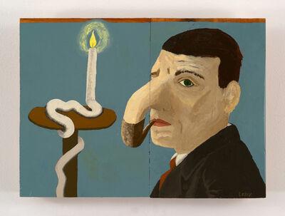 Leidy Churchman, 'Magritte', 2010