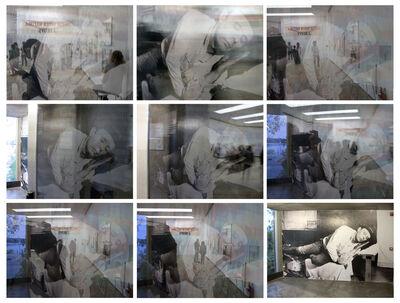 Milton Machado, 'Beuys sleeping', 2016