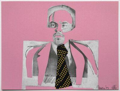 Larry Rivers, 'Untitled Lenin', 1973