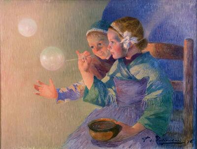 Ferdinand du Puigaudeau, 'Les Bulles de Savon', 1896