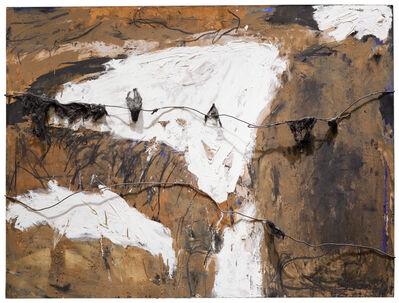 Emil Schumacher, 'Lana', 1989