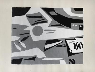 George Vranesh, 'Untitled (Kayak)', 1980
